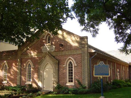 Enoch Turner Schoolhouse - 1848