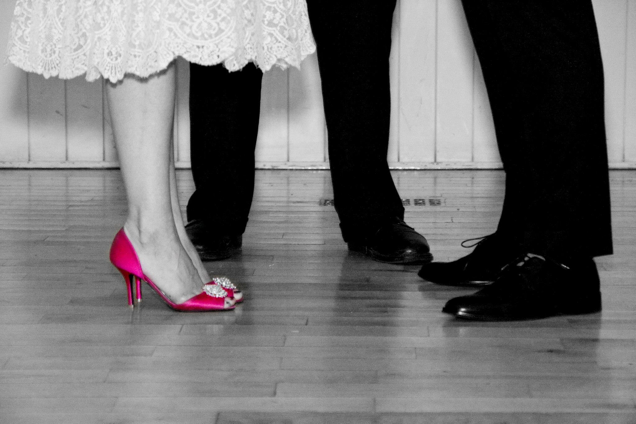 Wedding vows ..