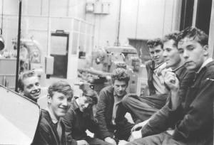 Metal Box Apprentice School c1962