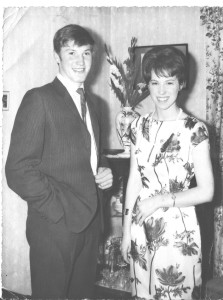 Diane and me - 1964 001