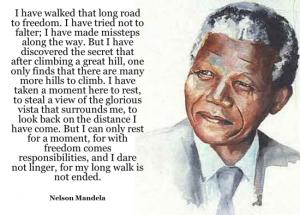 Mandela portrait