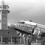 USAF At Burtonwood (USAAF Station 590)