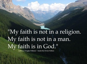 Faith in God ..