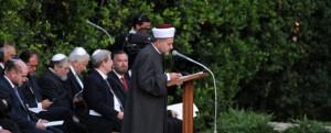 Muslim Imam smears Pope...