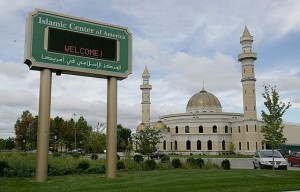 Largest mosque in America - Dearborn, MI