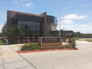 Founders Academy, Lewisville, Texas.