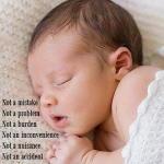 Baby sleeping...