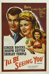 Poster - I'll Be Seeing You
