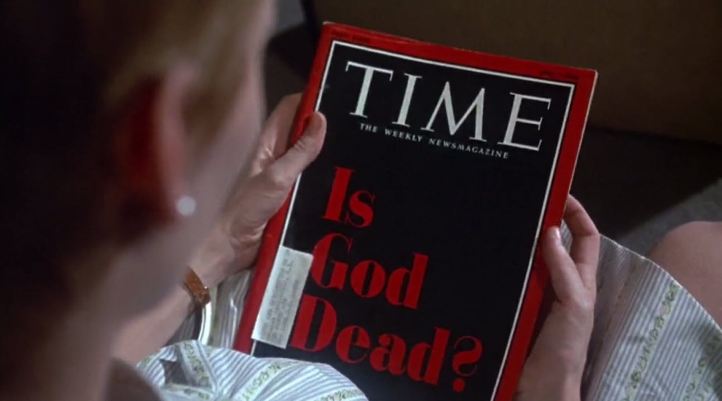 Is God Dead? The audacity of it all...