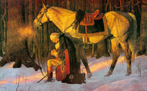 """I now make it my earnest prayer, that God would have you, and the State over which you preside, in his holy protection. ~ George Washington"""
