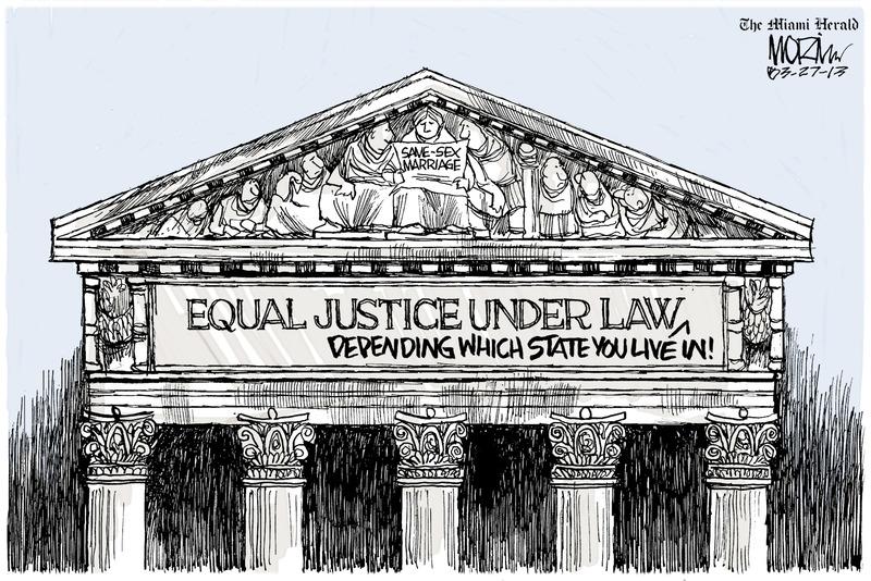 Homosexual Marriage Supremes...