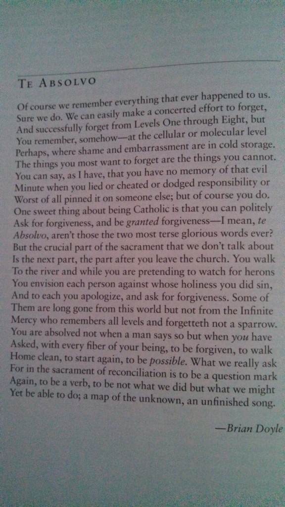 A Catholic Poem of the Infinite God...
