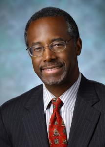 Dr. Ben Carson...
