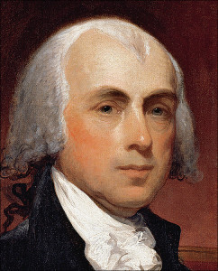A watchful eye must be kept on ourselves lest, while we are building ideal monuments of renown and bliss here, we neglect to have our names enrolled in the Annals of Heaven. ~ James Madison