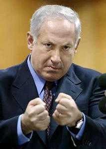 Bibi Netanyahu Guardian of Israel and ultimately the world...
