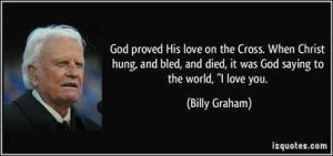 Billy Graham...