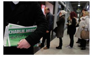 Charlie Hebdo...
