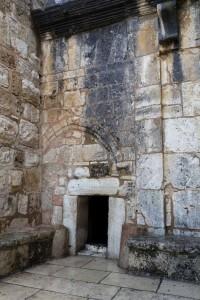 Church of the Nativity, Bethlehem ... Empty like the tomb...