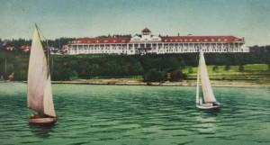 Grand Hotel Mackinac Island MI