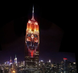 2016 - New York City Skyline celebrating paganism...