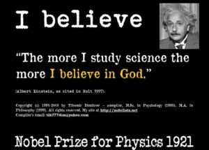 Albert Einstein ( I believe)