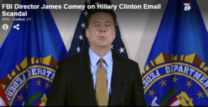 James Comey July 6 2016