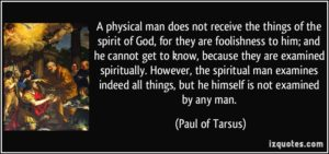 Paul of Tarsus .. Aug 2016...