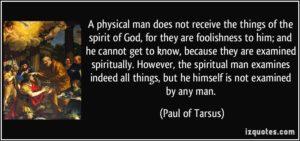 Paul of Tarsus .. Aug 2016...