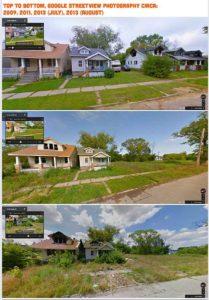 Detroit devastation under Democrat mayors...
