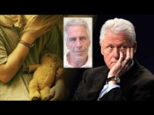 Bill Clinton multiple visitor to Jeffrey Epstein's pedophiliac Sex island...