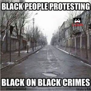 blacks-protesting-black-on-black-crimes-dec-3-2016